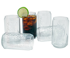 Coca-Cola Can Glasses