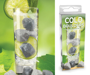 Cold Boulders - Stone Cold Reusable Ice Cubes