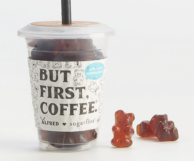 Cold Brew Coffee Gummy Bears