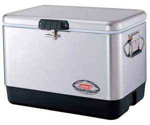 Coleman Steel Belted Chest Coolers