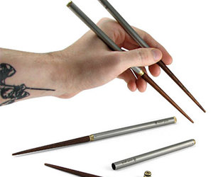 Collapsible Chopsticks