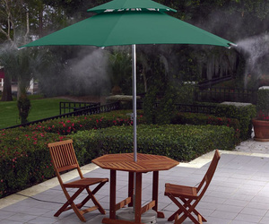 Refreshing Cool Mist Umbrella