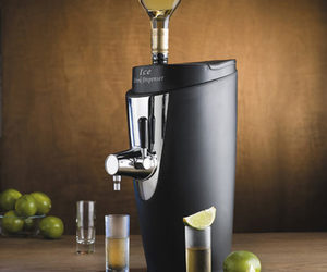 Cool Shot Dispenser- Stylish and Compact Liquor Cooling Technology