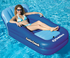 Cooler Couch - Floating Couch And Cooler