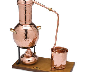 Copper Alembic Perfume Distiller