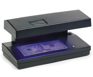 Counterfeit Bill Detector