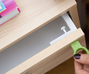 Covert - Magnetic Security Drawer Latch