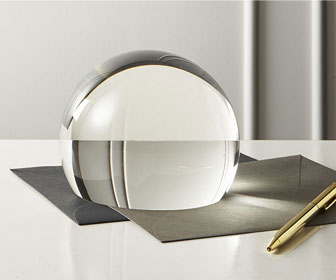 Crystal Dome Magnifier