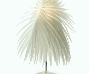 Daedalus - Feather Winged Table Lamp