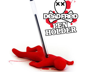 Dead Fred - Morbid Pen Holder