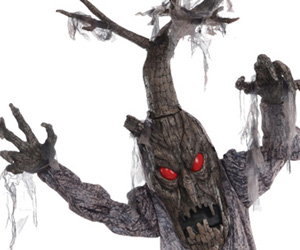 Deadwood - Massive Animated Haunted Tree