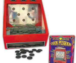 Desktop Coin Pusher Game