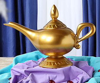 Disney Aladdin Magic Genie Lamp Teapot
