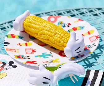 Disney Mickey Mouse Glove Corn on the Cob Holders
