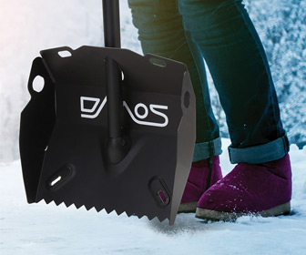 DMOS Alpha - Ice Breaker Snow Shovel