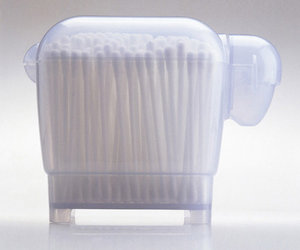 Dolica - Sheep Shaped Cotton Swab Container