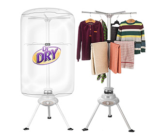 Dr. Dry - Portable Space-Saving Clothes Dryer