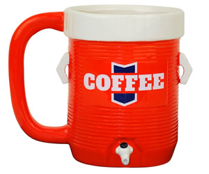 The Drink Of Champions Coffee Mug