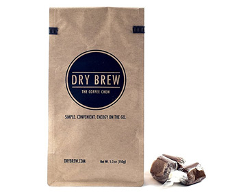 Dry Brew - Waterless Coffee Chews