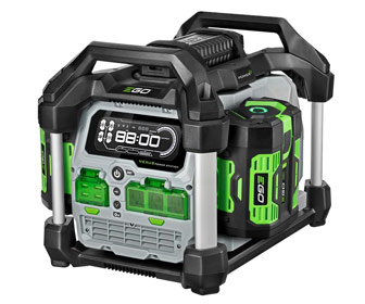 EGO Nexus Power Station - 3000 Watt Portable Battery-Powered Generator