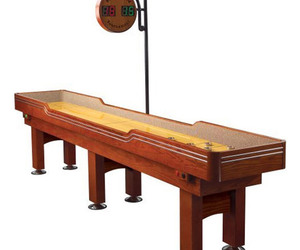 Electronic Delaware Tournament Shuffleboard Table