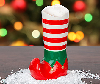 Elf Drinking Boot