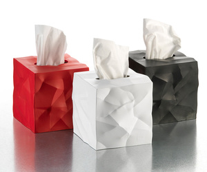 Essey Wipy - Crumpled Tissue Box Cover