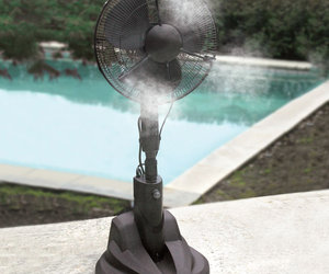 Evaporative Misting Fan