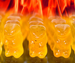 Evil Hot Gummy Bears