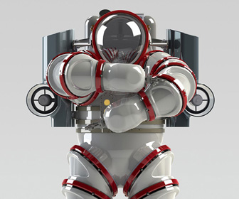 ExoSuit - Self-Propelled Atmospheric Diving Suit