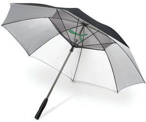 Fanbrella - UV-Reflecting Umbrella With Motorized Fan