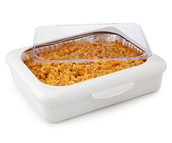 Fancy Panz - Portable Casserole Carrier and Server