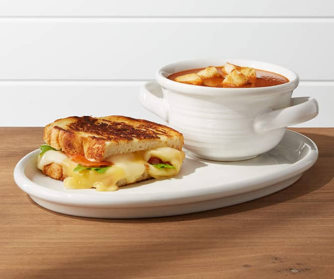 Farmhouse Soup and Sandwich Set