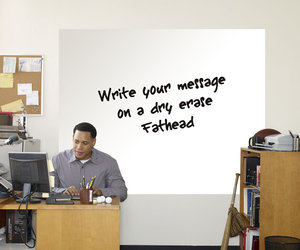 Fathead Dry Erase Wall Graphic