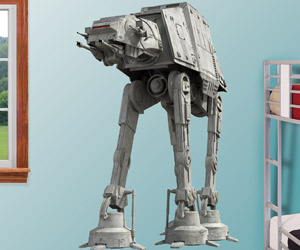 Fathead Star Wars AT-AT - Massive Wall Graphic