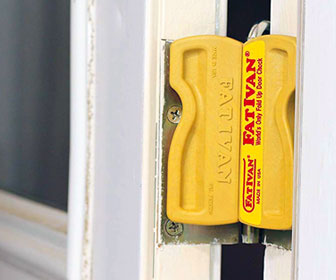 FatIvan - Fold Up Door Chock For Holding Doors Open