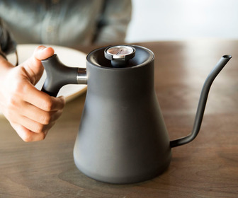 Fellow Stagg Pour-Over Kettle With Built-In Thermometer