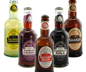 Fentiman's Sodas - Botanically Brewed Beverages