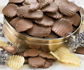 Figi's Chocolate Covered Potato Chips
