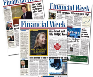 FREE - Financial Week - Newspaper of Corporate Finance