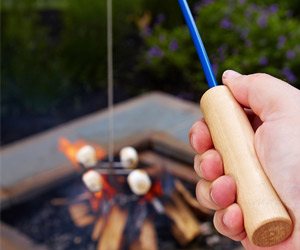 Firebuggz Campfire Fishing Pole