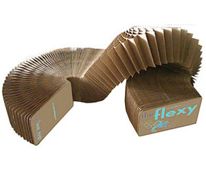 Flexy - Recycled Cardboard Slinky
