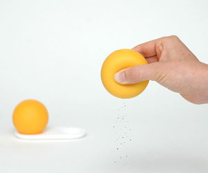 Flip & Tumble Squeezers - Squishy Salt and Pepper Shakers