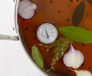 Floating Kitchen Thermometer