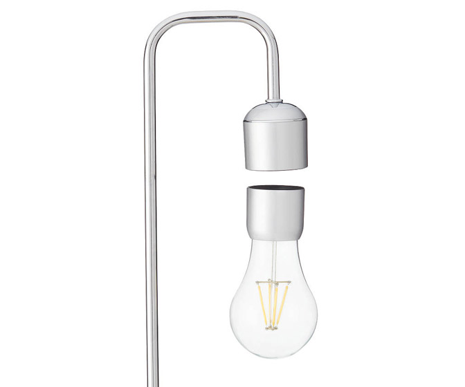 Floating Light Bulb Lamp