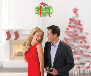 Flying Mistletoe Drone