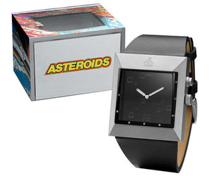Fossil and Atari Animated Watches: Wearable Classic Gaming Design!