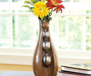 Fountain Vase - Flowers Stay Fresh Longer