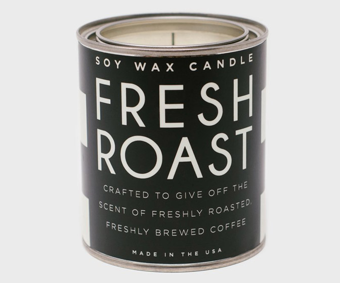Fresh Roast Coffee Candle