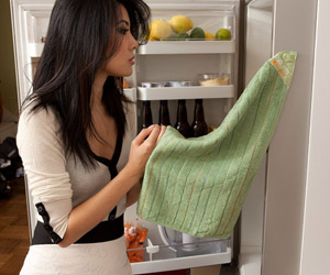 Magnetic Kitchen Towels
